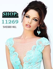 Shop Sherri Hill 11269 at Prom Dress Shop