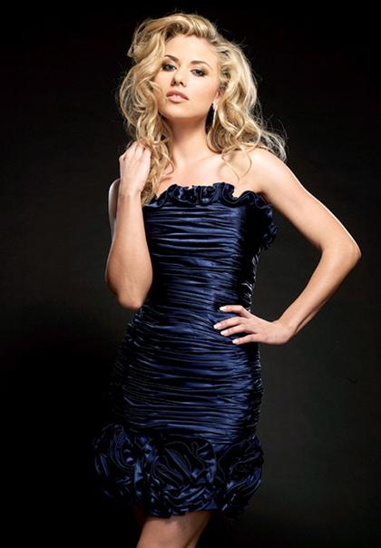 Prom Dresses 2011 Jasz Couture 4011 :  strapless dress party wears fashion clothing formal dresses